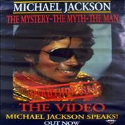 Click here for more info about 'Michael Jackson - Michael Jackson Speaks - The Unauthorised Video'