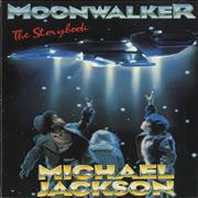 Click here for more info about 'Michael Jackson - Moonwalker - The Storybook'