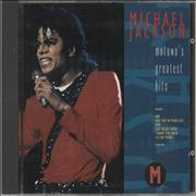 Click here for more info about 'Michael Jackson - Motown's Greatest Hists'