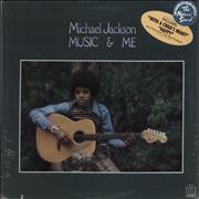 Click here for more info about 'Michael Jackson - Music & Me - Sealed'