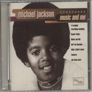 Click here for more info about 'Michael Jackson - Music And Me'