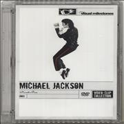 Click here for more info about 'Michael Jackson - Number Ones [Visual Milestones Series]'