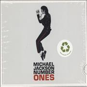 Click here for more info about 'Michael Jackson - Number Ones'