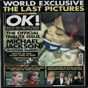 Click here for more info about 'Michael Jackson - OK! Magazine - 7th, 14th & 21st July 2009 Issues'