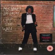 Click here for more info about 'Michael Jackson - Off The Wall - 2016 Edition + Chalk - Sealed'