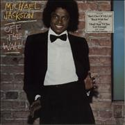 Click here for more info about 'Michael Jackson - Off The Wall - Three song-hype stickered p/s'