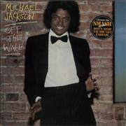 Click here for more info about 'Michael Jackson - Off The Wall - stickered p/s'