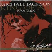 Click here for more info about 'Michael Jackson - Official Calendar 2010'