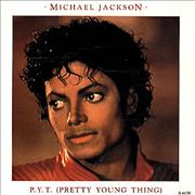 Click here for more info about 'Michael Jackson - P.Y.T.'
