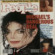 Click here for more info about 'Michael Jackson - People Weekly'