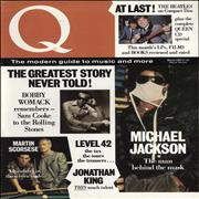 Click here for more info about 'Michael Jackson - Q Magazine'