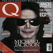 Click here for more info about 'Michael Jackson - Q'