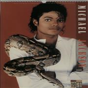 Click here for more info about 'Michael Jackson - Quantity of Three Calendars - Culture Shock'