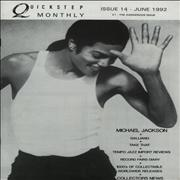 Click here for more info about 'Michael Jackson - Quickstep Monthly - June '92 & July '92'