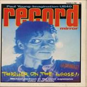 Click here for more info about 'Michael Jackson - Record Mirror'