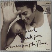 Click here for more info about 'Michael Jackson - Remember The Time'