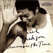 Click here for more info about 'Michael Jackson - Remember The Time + Sleeve'