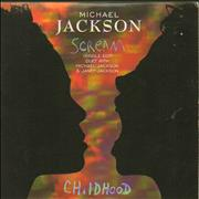 Click here for more info about 'Michael Jackson - Scream'
