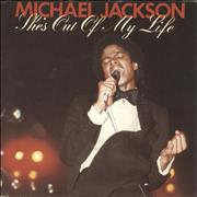 Click here for more info about 'Michael Jackson - She's Out Of My Life'