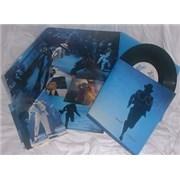 "Michael Jackson Smooth Criminal UK 7"" box set"