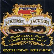 Click here for more info about 'Michael Jackson - Someone Put Your Hand Out'