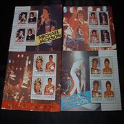 Click here for more info about 'Michael Jackson - Stamps - Set Of 4 Sheets'