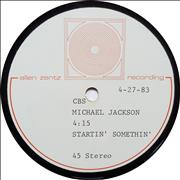 Click here for more info about 'Startin' Somethin''