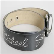 Click here for more info about 'Michael Jackson - Studded Leather Belt'