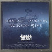Click here for more info about 'Michael Jackson - The Best Of Michael Jackson & Jackson 5ive'
