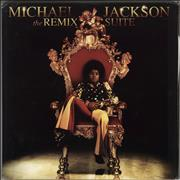 Click here for more info about 'Michael Jackson - The Remix Suite - 180gram Vinyl'