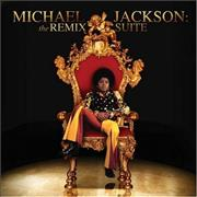 Michael Jackson The Remix Suite UK CD album