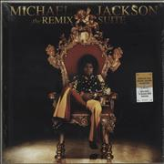 Click here for more info about 'Michael Jackson - The Remix Suite - 180gram Vinyl + Sealed'