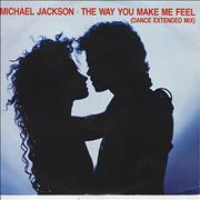 Click here for more info about 'Michael Jackson - The Way You Make Me Feel'