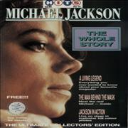 Click here for more info about 'Michael Jackson - The Whole Story'