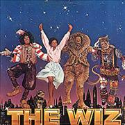 Click here for more info about 'Michael Jackson - The Wiz + Poster & Booklet'