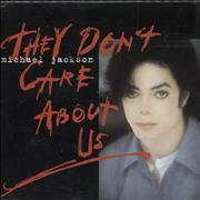 Click here for more info about 'Michael Jackson - They Don't Care About Us - CD1'