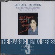 Click here for more info about 'Michael Jackson - They Don't Care About Us - CD2'
