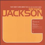 Click here for more info about 'Michael Jackson - They Don't Care About Us (The Love To Infinity Mixes)'