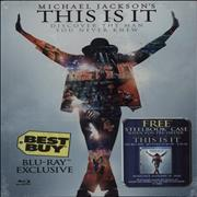 Click here for more info about 'Michael Jackson - This Is It + Steelbook Case'
