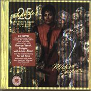 Click here for more info about 'Michael Jackson - Thriller - Deluxe 25th Anniversary Edition'