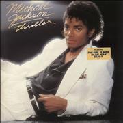 Click here for more info about 'Michael Jackson - Thriller - TGIM, BJ & BI Sticker'