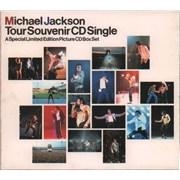 Click here for more info about 'Michael Jackson - Tour Souvenir CD Single'