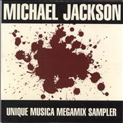 Click here for more info about 'Michael Jackson - Unique Musica Megamix Sampler'
