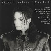 Click here for more info about 'Michael Jackson - Who Is It - Cut Out Portrait Pack'