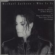 Click here for more info about 'Michael Jackson - Who Is It'