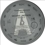 Click here for more info about 'Michael Jackson - Who Is It?'