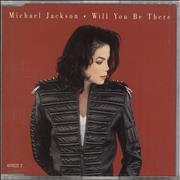 Click here for more info about 'Michael Jackson - Will You Be There'