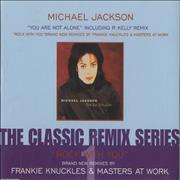 Click here for more info about 'Michael Jackson - You Are Not Alone - CD2'