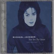 Click here for more info about 'Michael Jackson - You Are Not Alone: The Remixes'