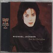 Click here for more info about 'Michael Jackson - You Are Not Alone'